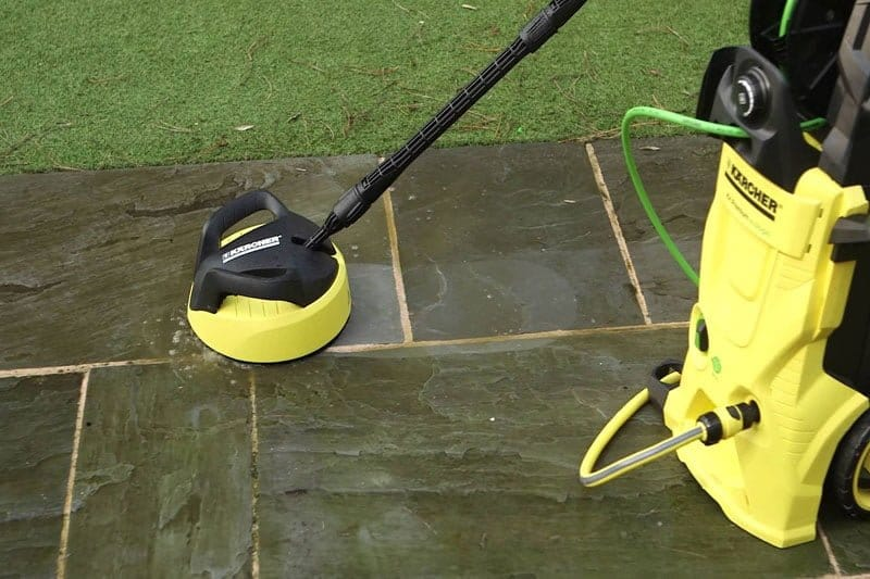 Pressure Washing Patio