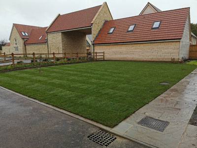 New Lawn - Wookey, Wells, Somerset
