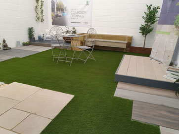 West Hill Garden & Landscaping Services Show Room